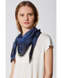 Joie - Anette Paisley Scarf - Lyst