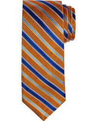 Jos. A. Bank - Signature Gold Collection Stripe Tie Clearance - Lyst