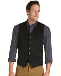 Jos. A. Bank | Reserve Collection Traditional Fit Corduroy Vest - Big & Tall | Lyst