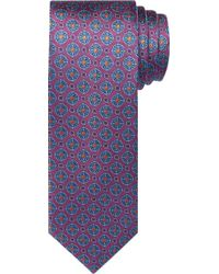 Jos. A. Bank Reserve Collection Medallion Tie