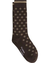 Jos. A. Bank - Dotted Socks, 1-pair - Lyst