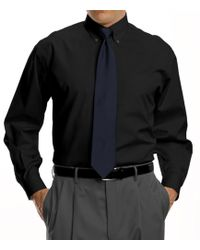 Jos. A. Bank - Traveller Collection Traditional Fit Button-down Collar Dress Shirt - Lyst