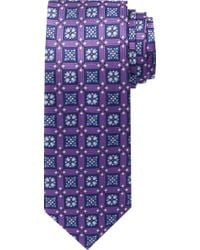 Jos. A. Bank - Signature Gold Collection Macro Check Tie Clearance - Lyst