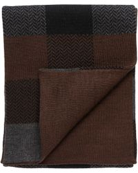 Jos. A. Bank - Two Sided Wool-blend Scarf Clearance - Lyst