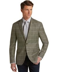 Jos. A. Bank - 1905 Collection Slim Fit Windowpane Sportcoat - Lyst