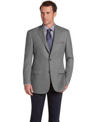 Jos. A. Bank - Travelers Collection Regal Fit Herringbone Sportcoat - Lyst