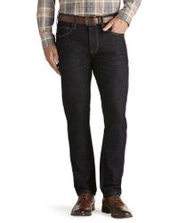 Jos. A. Bank - Joseph Abboud Slim Fit Dark Wash Jeans - Lyst