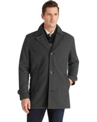Jos. A. Bank - Executive Collection Traditional Fit 3/4 Length Car Coat - Lyst