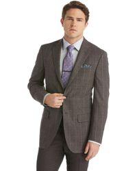 Jos. A. Bank - Joseph Abboud Wool Windowpane 2-button Sportcoat Clearance - Lyst