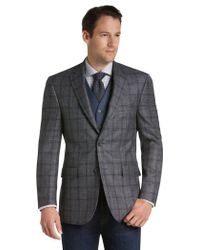 Jos. A. Bank - Signature Collection Tailored Fit Windowpane Sportcoat - Lyst