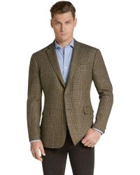 Jos. A. Bank - 1905 Collection Tailored Fit Plaid Sportcoat - Lyst
