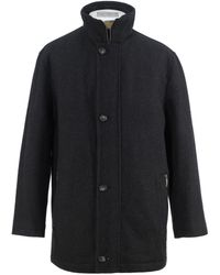 Jos. A. Bank - Traditional Fit Heathered Coat - Lyst
