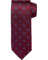Jos. A. Bank | Reserve Collection Geo Flower Tie | Lyst