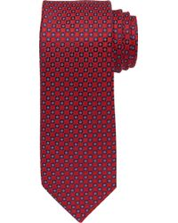 Jos. A. Bank - Traveler Collection Woven Squares Tie Clearance - Lyst