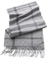 Jos. A. Bank - Plaid Cashmere Scarf Clearance - Lyst