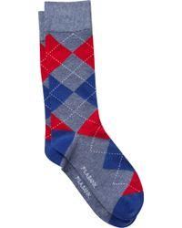 Jos. A. Bank - Argyle Socks - Lyst