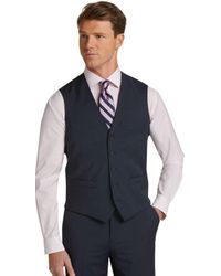 Jos. A. Bank - Travel Tech Collection Slim Fit Suit Separates Vest - Big & Tall - Lyst