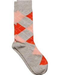 Jos. A. Bank - Argyle Socks, One-pair - Lyst