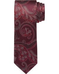 Jos. A. Bank - 1905 Collection Houndstooth Paisley Tie - Lyst