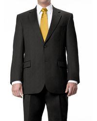 Jos. A. Bank - Signature Collection Traditional Fit Herringbone Men's Suit Separate Jacket Clearance By - Lyst