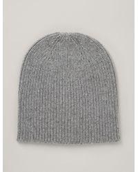 JOSEPH - Cashmere Luxe Hat - Lyst