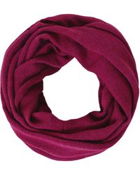Crea Concept - Scoop Knitted Scarf - Lyst