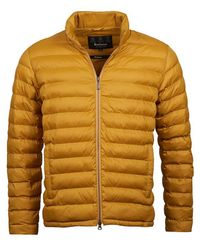 Barbour - Fibre Down Quilted Impeller Jacket - Lyst