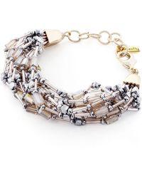 Butterfly - Bellini Multi Strand Bracelet - Lyst