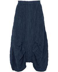 Grizas - Oriental Silk Skirt - Lyst