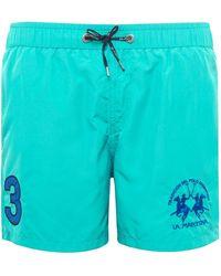La Martina - Slen Swim Shorts - Lyst