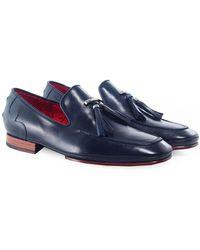 Jeffery West - Leather Martini Tassel Loafers - Lyst