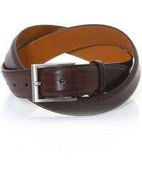 Magnanni - Leather Belt - Lyst