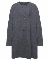 Oska - Heja Wool Coat - Lyst