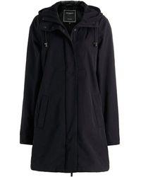 Ilse Jacobsen - Lightweight Hooded Raincoat - Lyst