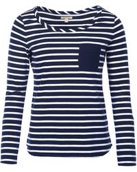 Barbour - Newquay Long Sleeve Top - Lyst