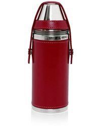 Ettinger | Leather Bound 8oz Hunter's Flask | Lyst