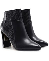 United Nude - Zink Hi Ankle Boots - Lyst