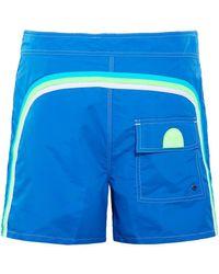 Sundek - Mid-length Board Shorts - Lyst