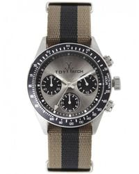 Toy Watch - Striped Vintage Chronograph Watch Vi07gy - Lyst
