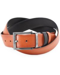 Oliver Sweeney - Reversible Leather Malmsey Belt - Lyst