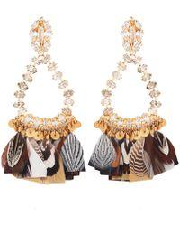 Gas Bijoux - Riviera Teardrop Earrings - Lyst