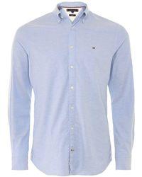 Tommy Hilfiger - Slim Fit Oxford Shirt - Lyst