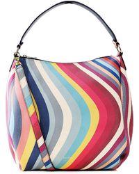 Paul Smith - Swirl Mini Hobo Bag - Lyst