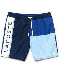Lacoste - Shorts - Lyst