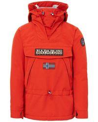 Napapijri - Pullover Skidoo 2 Jacket - Lyst