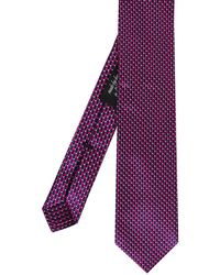 Ascot Accessories - Silk Patterned Tie - Lyst