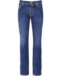 Jacob Cohen - Regular Fit Comfort Jeans - Lyst