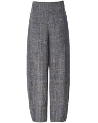 Oska - Finnis Tapered Trousers - Lyst