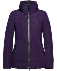 Creenstone - Funnel Neck Concealed Hood Coat - Lyst