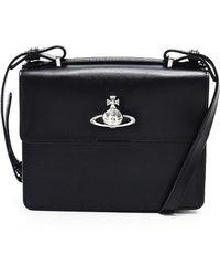 Vivienne Westwood - Medium Matilda Shoulder Bag - Lyst